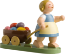 5240/7, Easter Girl with Cart